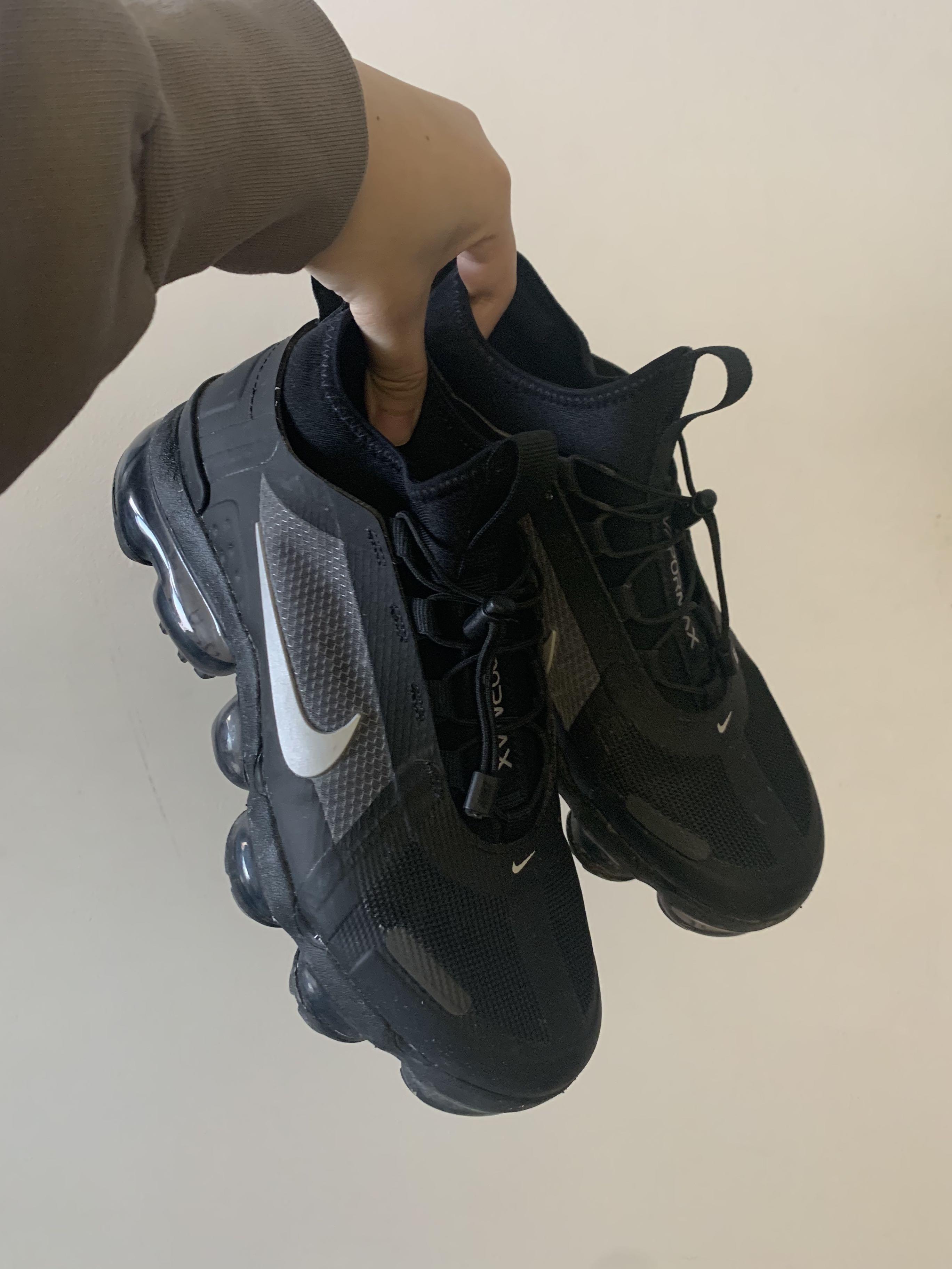 Black Nike Vapourmax Utility 2019