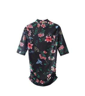 (3 for 400) BN Floral Top