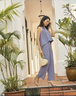 BNWT TCL carter pants in periwinkle
