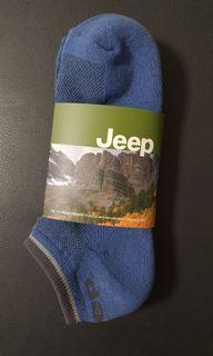 Jeep踝型運動厚襪 2 雙入