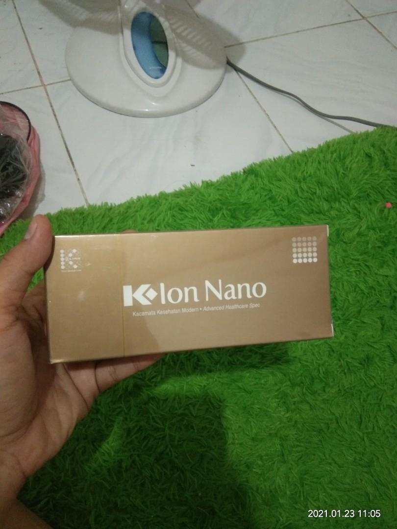 Kacamata terapi K Link K ion nano