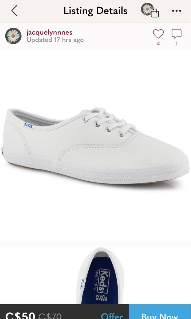 Keds Champion Oxford Shoes