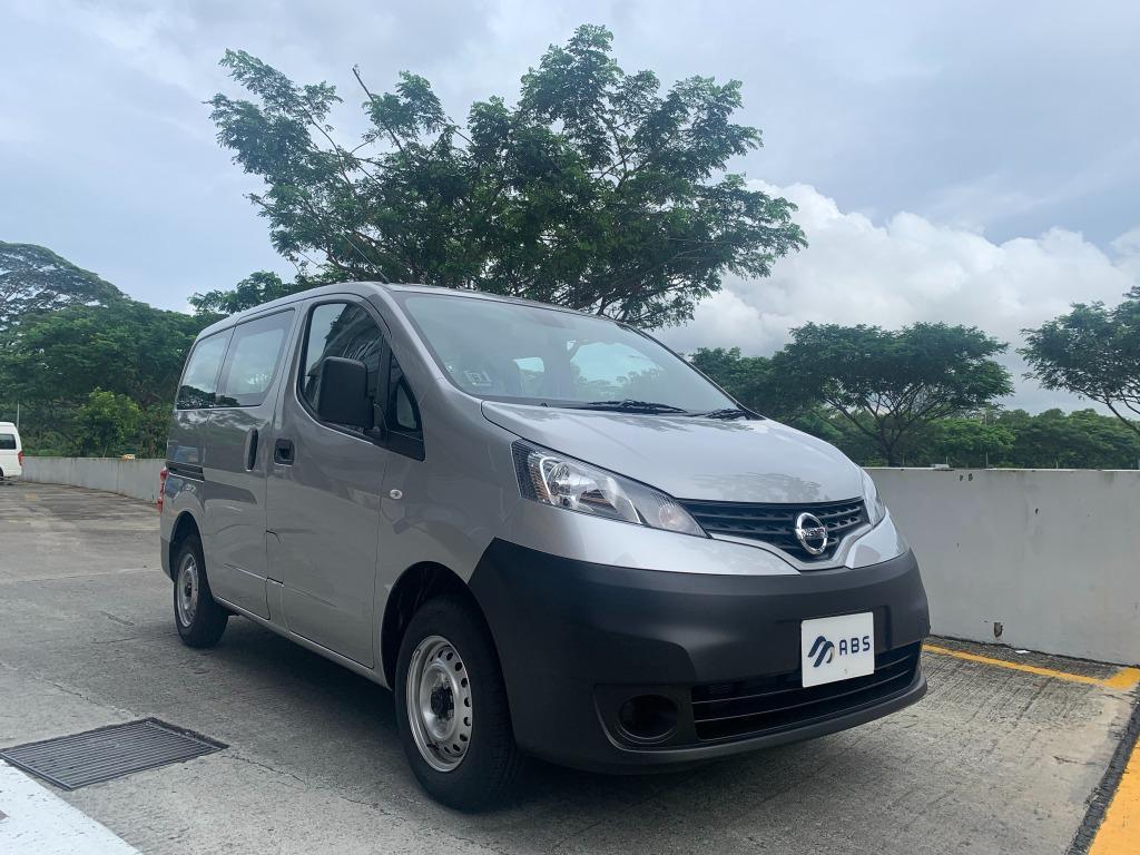 07/2020 Nissan NV200 1.6A DX Auto