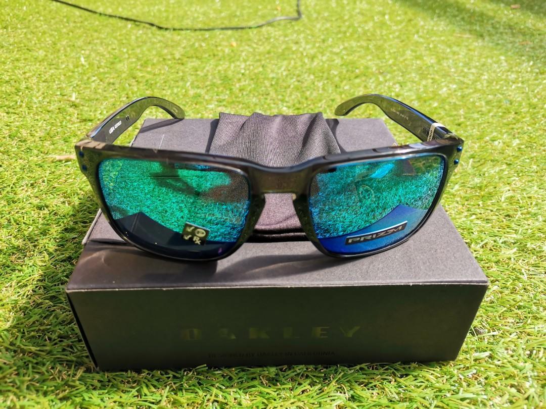 "Oakley ""Holbrook XL Prizm Sapphire Polarized"""