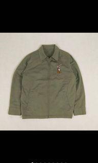 Vintage POLO哈靈頓外套