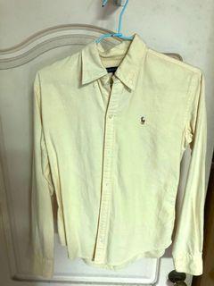 Polo 刺繡 襯衫