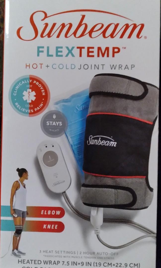 Sunbeam FlexTemp Hot Cold Joint Wrap