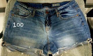 Tattered shorts (size 30) aeropostale