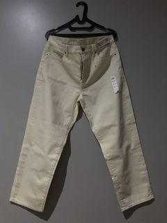 Uniqlo Jeans Slouch Tapered Ankle