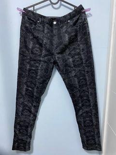 🈹 Zara Man Pattern Pants