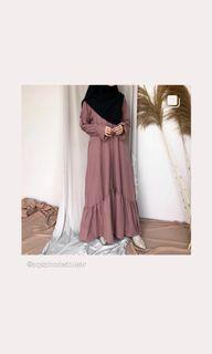 Aisa Dress by AqsaModestWear