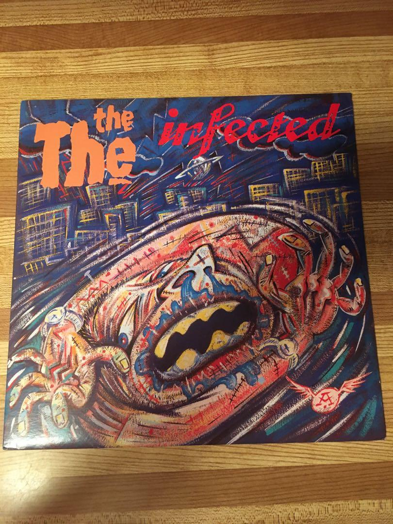 Album THE THE-INFECTED