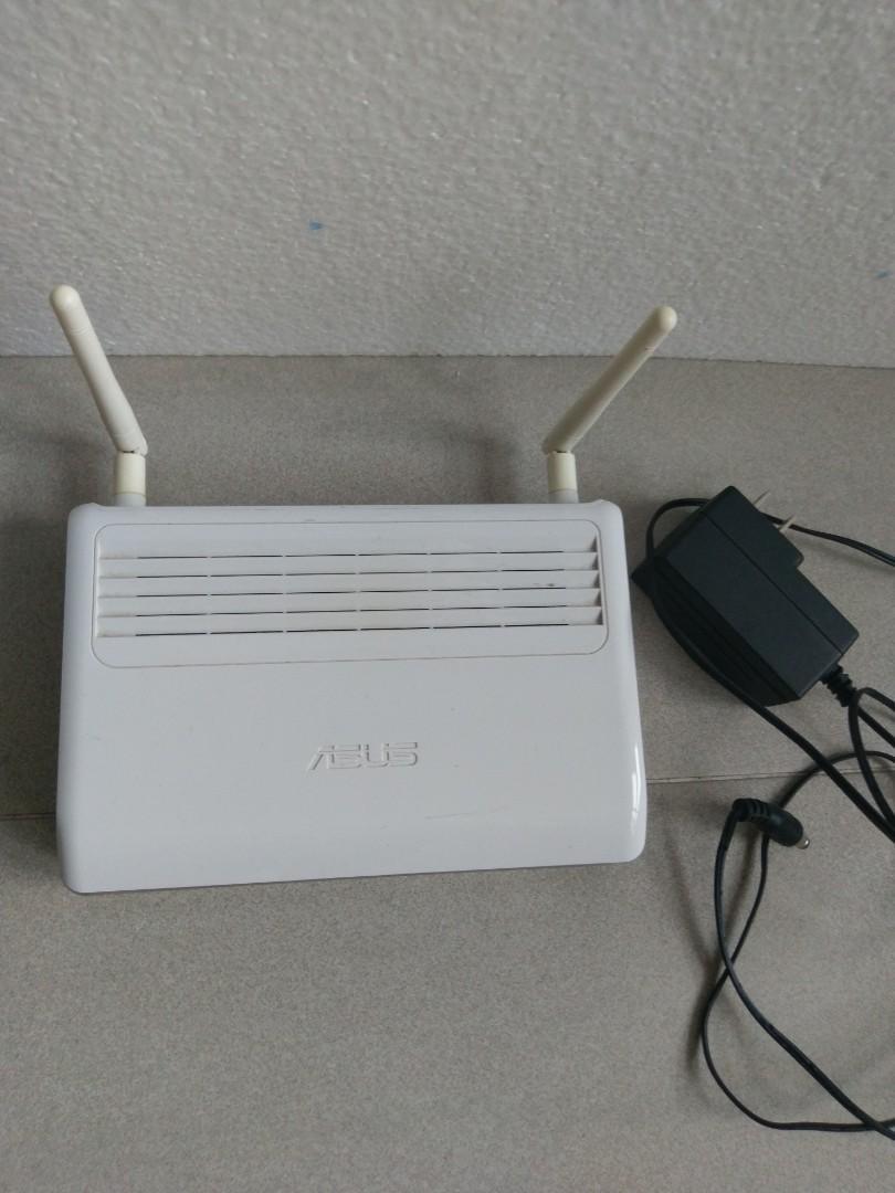 ASUS RT-N12 網路分享器wireless router