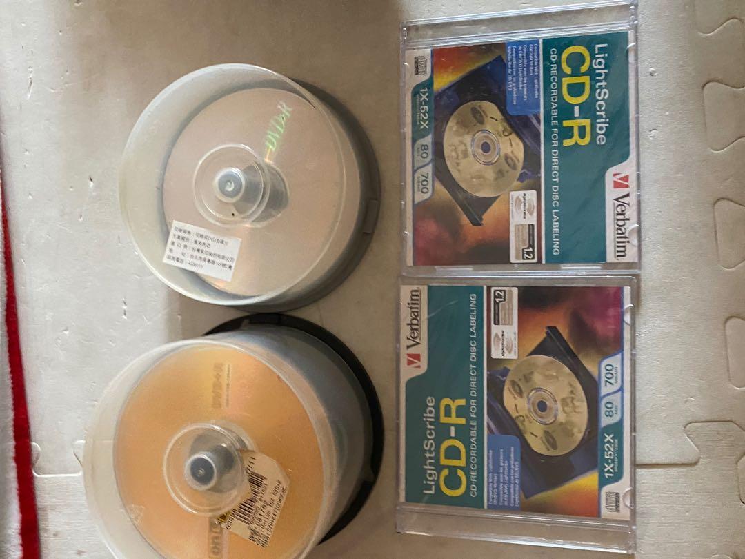 空白CD片(不拆售)