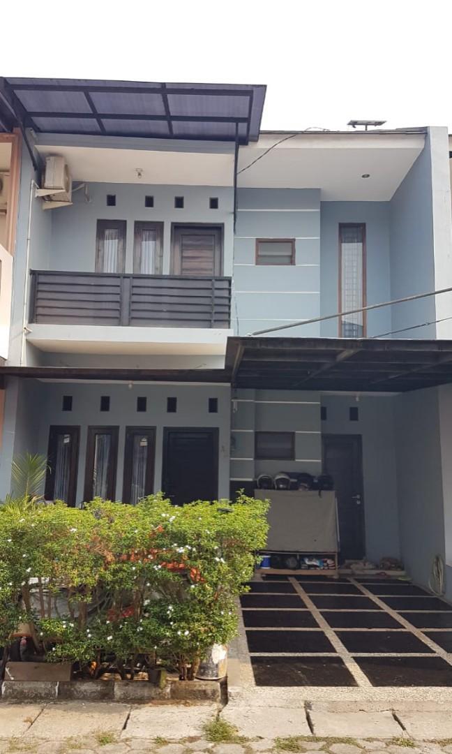 Dijual Rumah Cluster 2 Lantai Siap Huni Lokasi dekat Stasiun Pondok Ranji