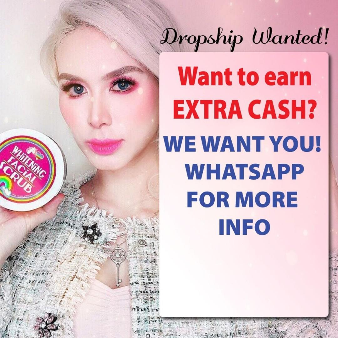 DROPSHIPPERS RESELLERS WANTED
