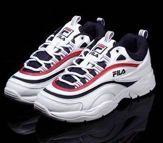 Fila ray blue&red/white