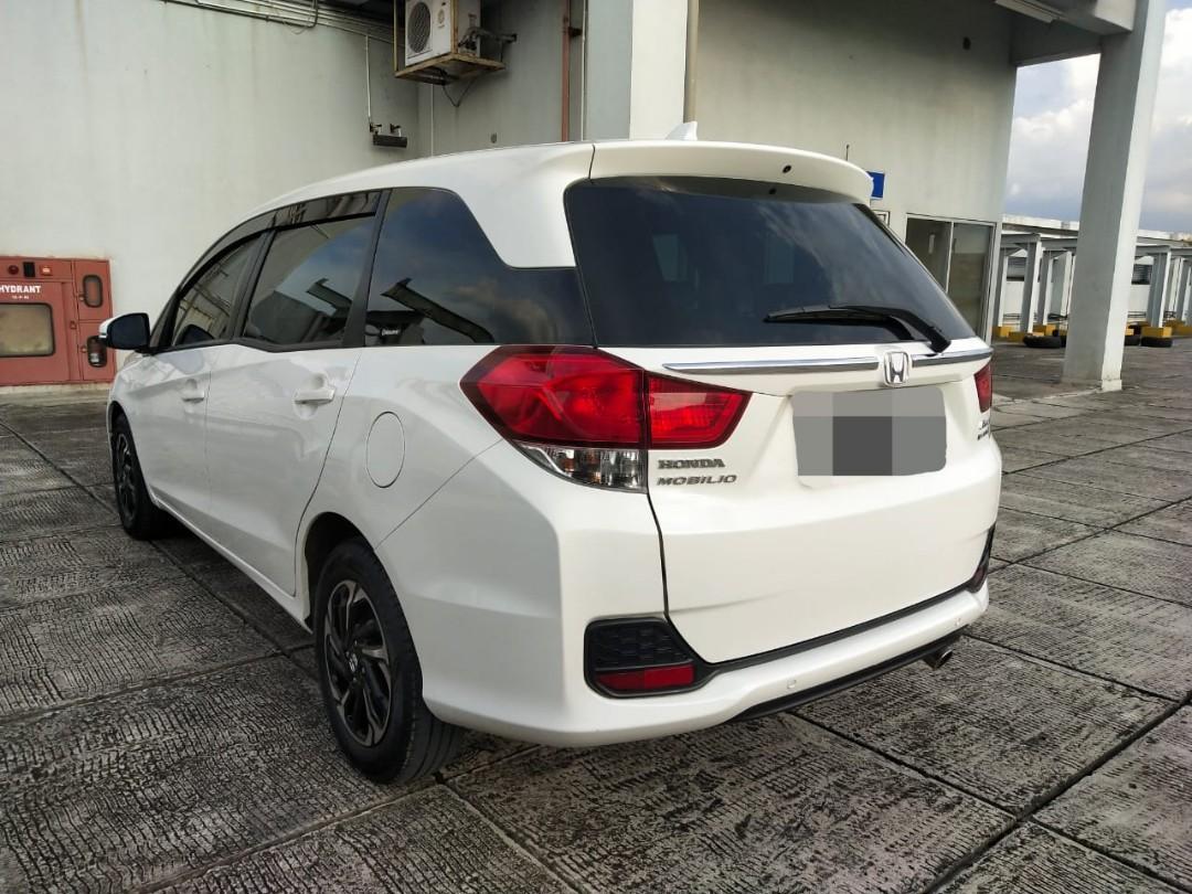 Honda Mobilio E 1.5 CVT 2019 angs 1.9 jt