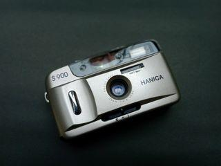 KAMERA ANALOG HANICA S900 WITH SOFT LENS