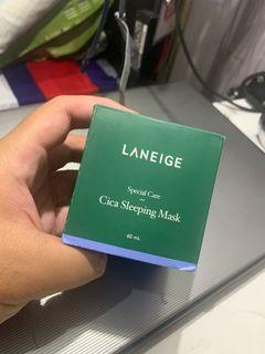 Laneige - Cica Sleeping Mask 60ml