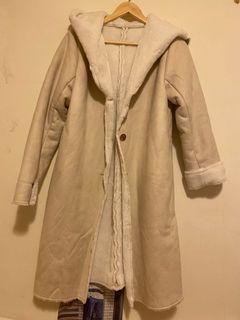 Mercuryduo 米色 大衣