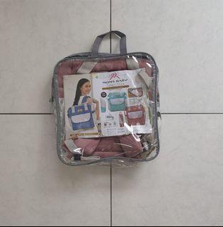 Mom's Baby Diapers bag ransel
