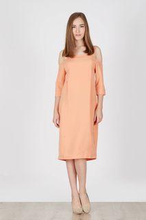 Orange Dress Berrybenka Dress