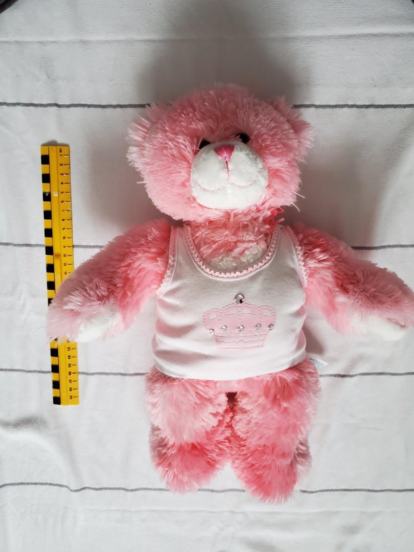 Pink Build a Bear