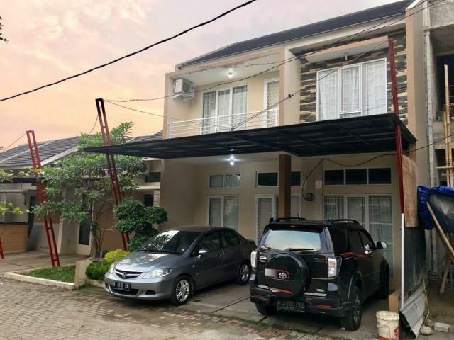 Rumah minimalis harga murah di Jatiasih Bekasi kota