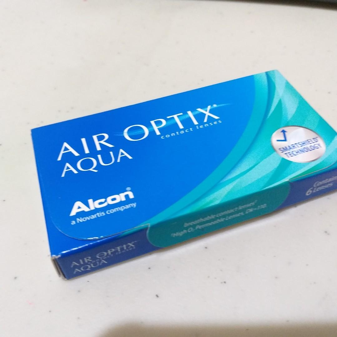 Softlens bening Air Optix Aqua Alcon -2