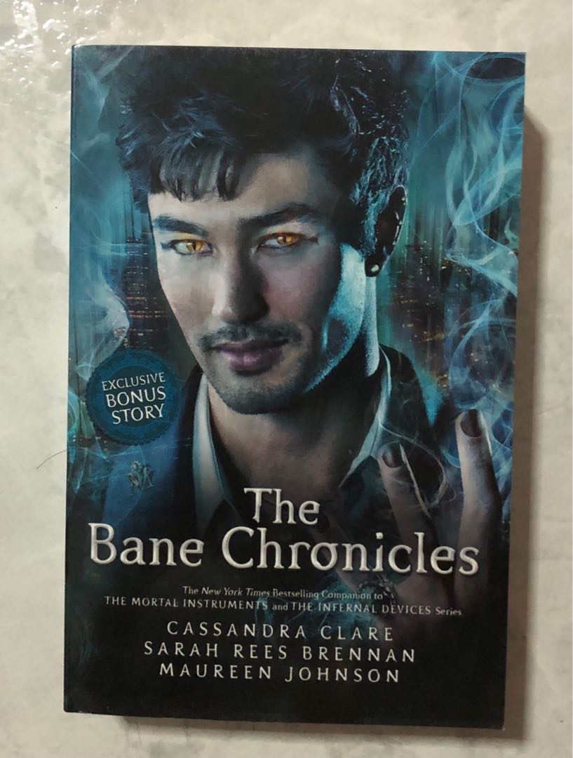 Read The Bane Chronicles By Cassandra Clare