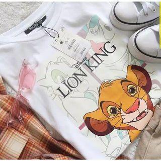 Tumblr Tee Lion King