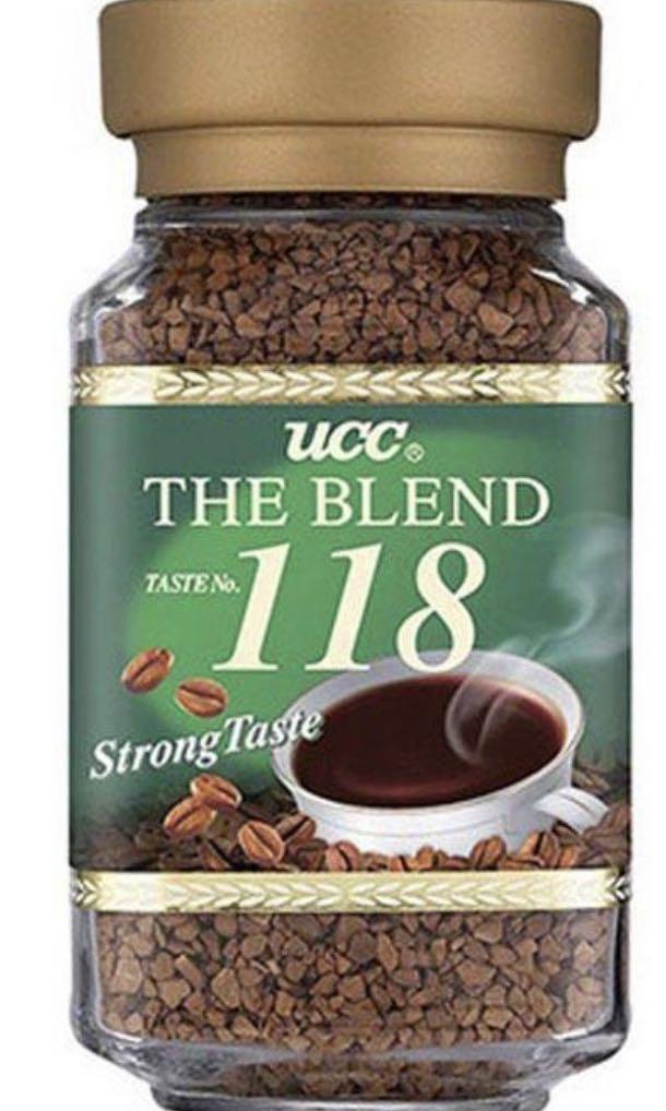 [全新]ucc 118咖啡