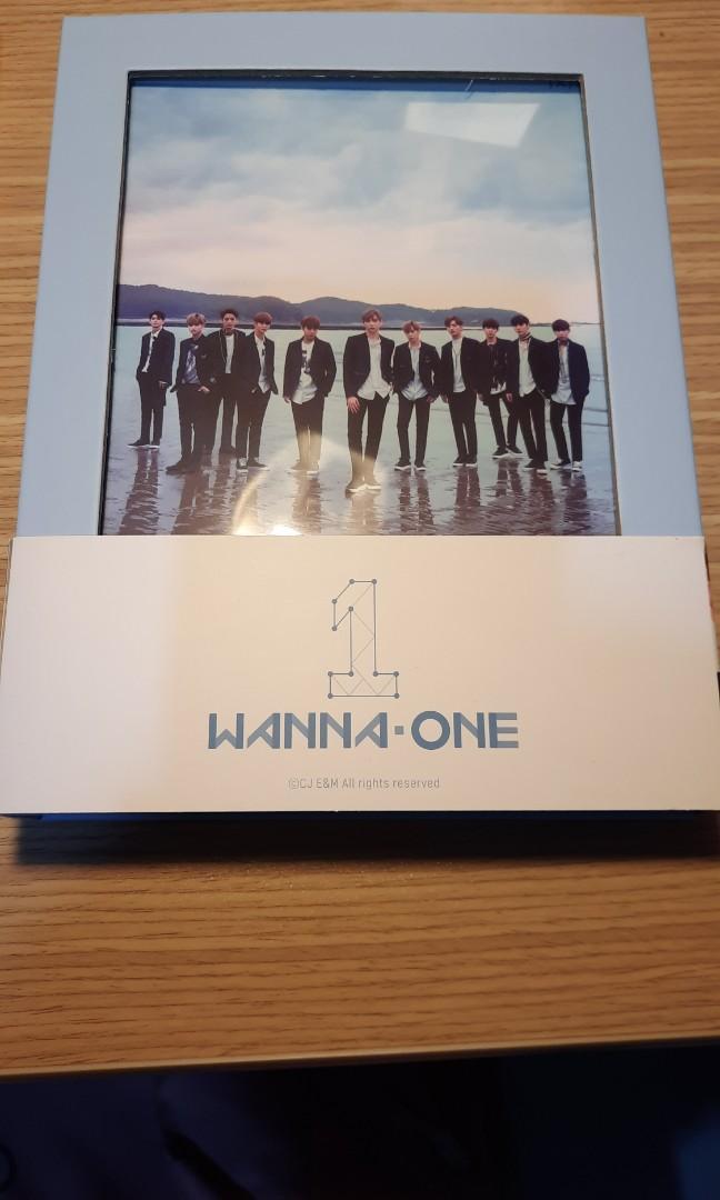 Wanna One 1X1=1 出道專 邕聖祐全專
