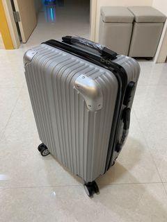 20吋銀色商務登機箱