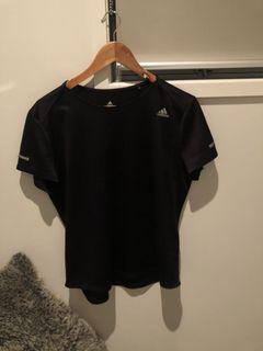 Adidas shorts tee