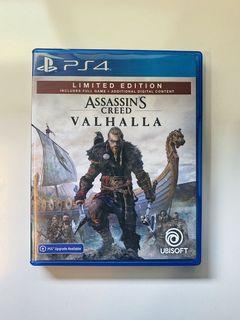 Assassin's Creed Valhalla PS4 [Free PS5 Upgrade]