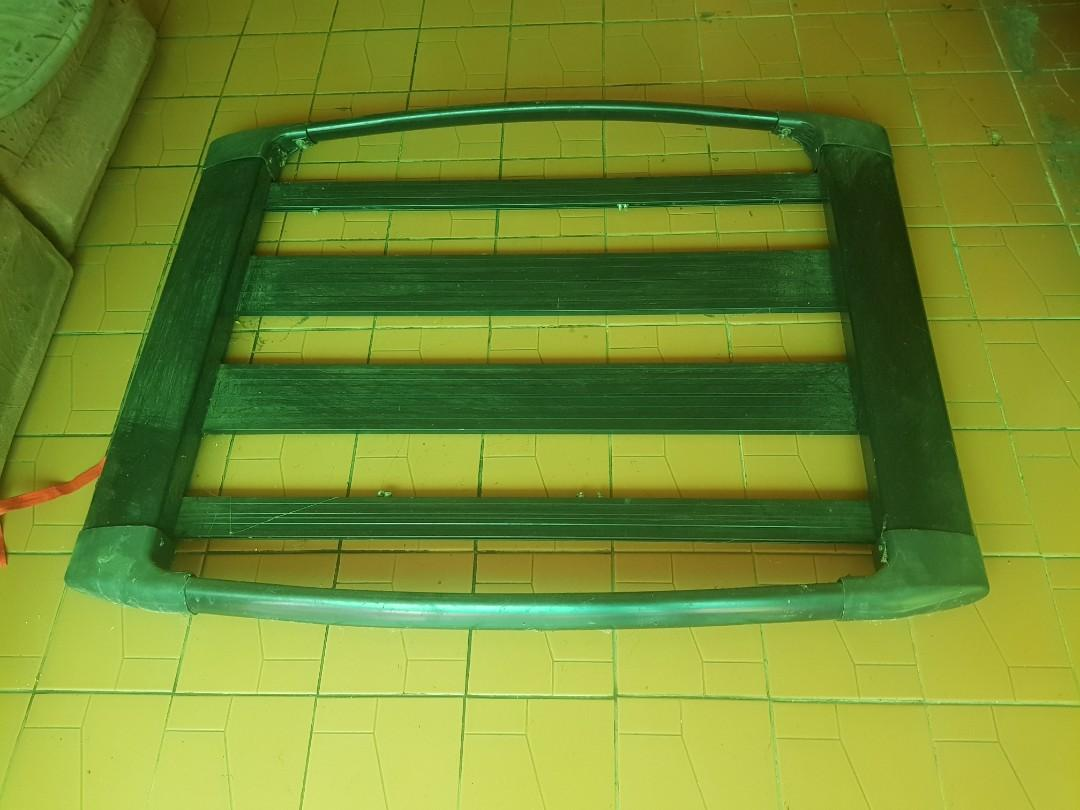 Roof Rack, cover Spion, Grill, Bumper Land Cruiser 2002 Special Edition Anniversary ke 50