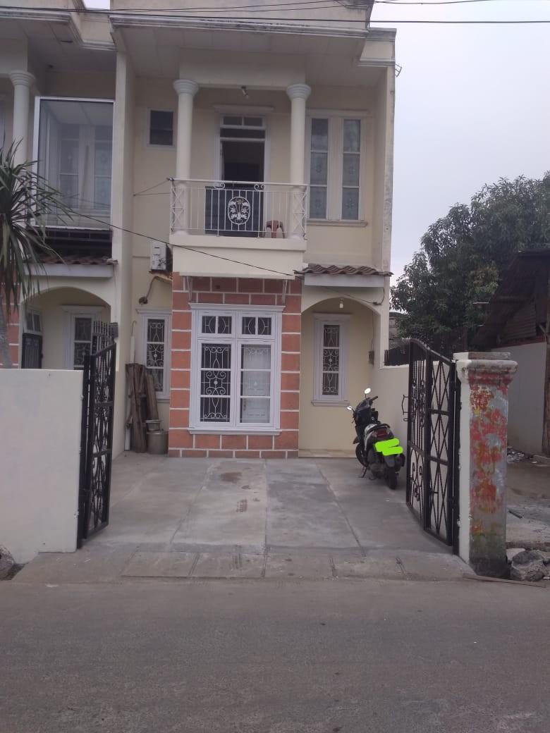 Dijual Rumah baru Renovasi siap huni lokasi strategis di Kemangsari Jati Bening Bekasi