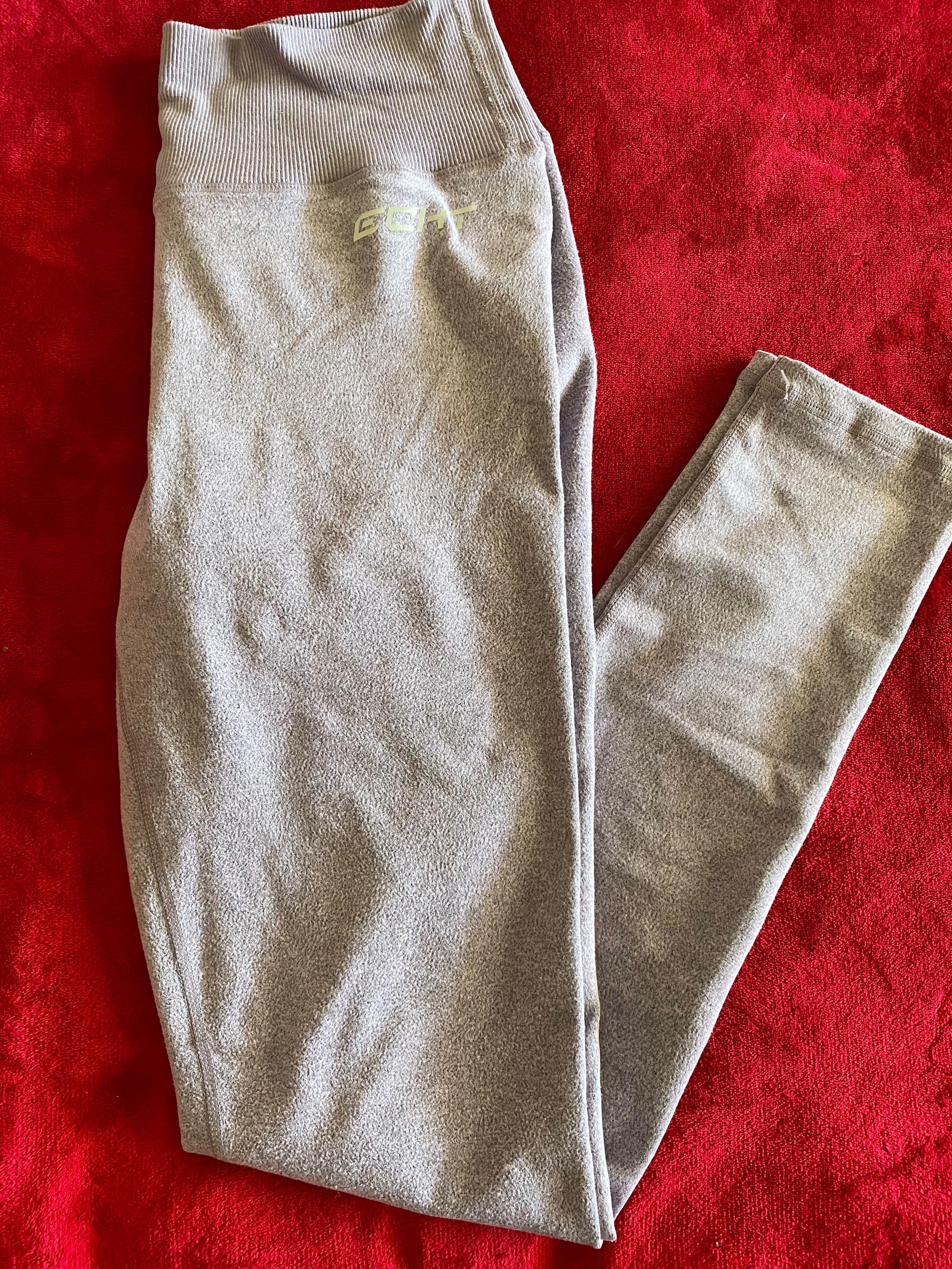 Echt purple long tights