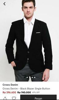 Formal Blazer by Crows Denim
