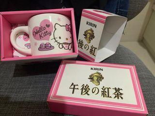 全新Hello Kitty馬克杯