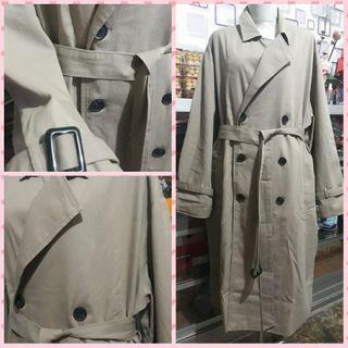 Long Coat Long Outer