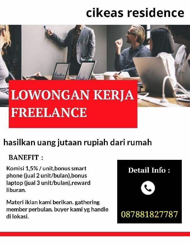 Marketing freelance dapat uang puluhan Juta tanpa modal