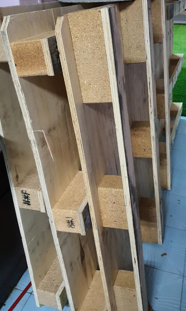 Pallet Wood Kayu Pallet Home Furniture Others On Carousell