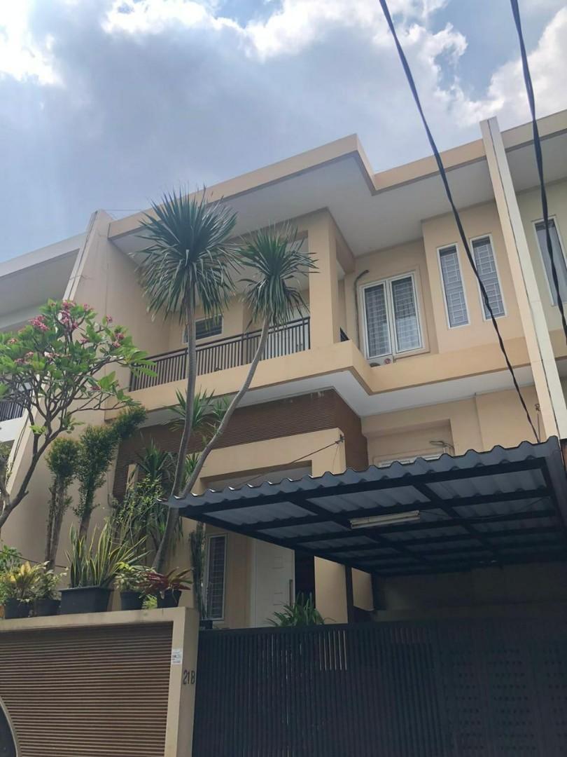 Rumah siap huni full furnished di Pondok pinang Kebayoran lama