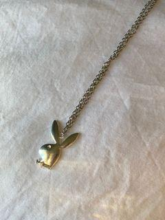 Simple Playboy Necklace