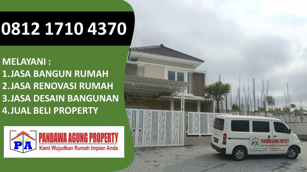TERPOPULER | 0822-3480-2619 | Jasa Tukang Bangun Rumah di Blitar, PANDAWA AGUNG PROPERTY