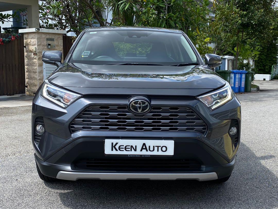 Toyota Rav4 2.0 Premium Facelift (A)