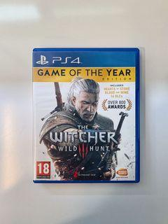 Witcher 3 GOTY Edition PS4/PS5